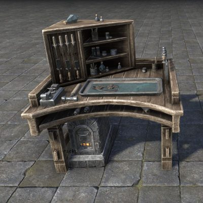 Jewelry Crafting Station