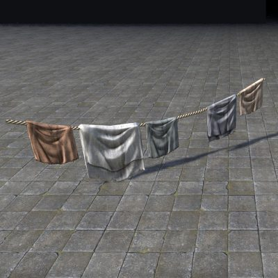 Rough Clothesline,Full