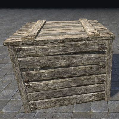 Rough Container, Shipping