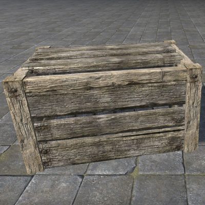 Rough Crate, Cracked