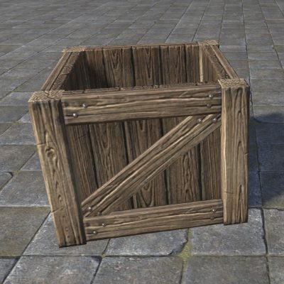 Rough Crate, Open