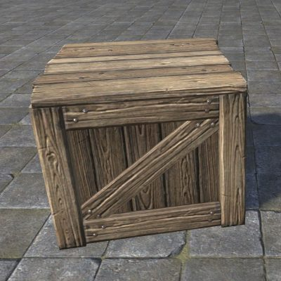 Rough Crate, Sturdy