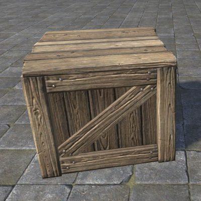 Rough Crate, Sturdy