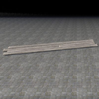 Rough Planks, Platform