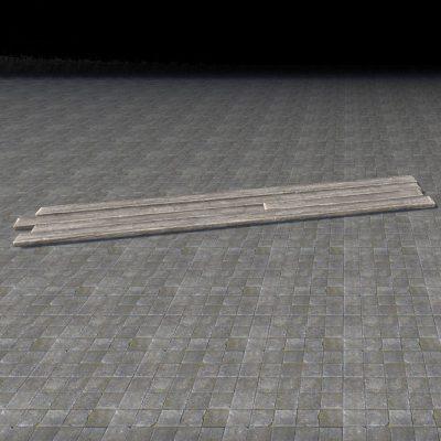 Rough Planks, Platform