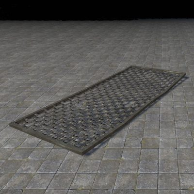 Scavenged Grating, Narrow