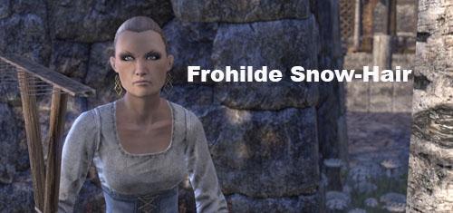 Frohilde Snow-Hair