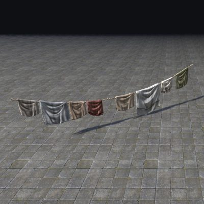 Rough Clothesline, Long