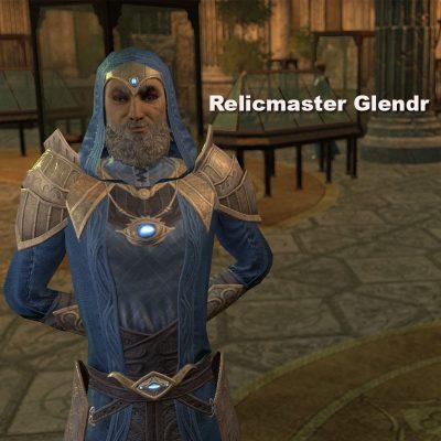 Relicmaster Glendr