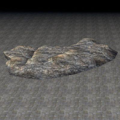 Boulder, Granite Slab