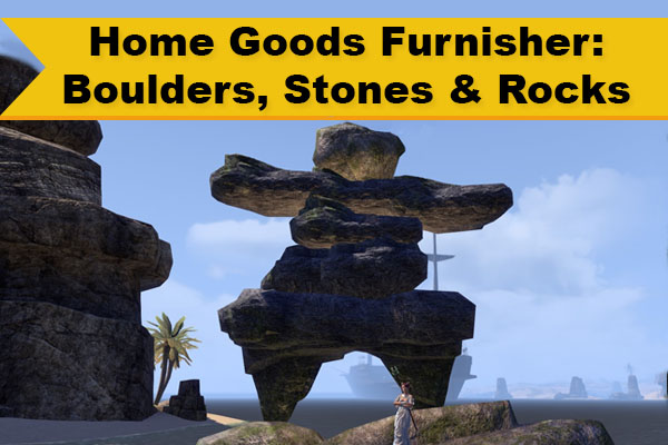 Home Goods Rocks Banner