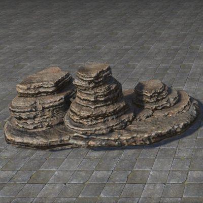 Rocks, Sintered Cluster