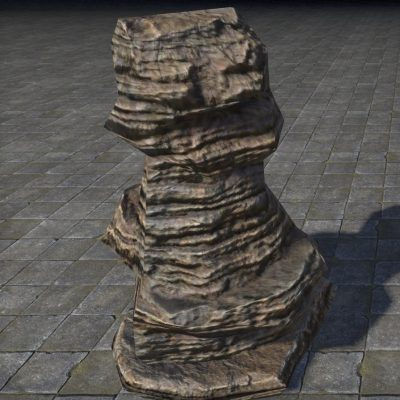 Rocks, Sintered Pile