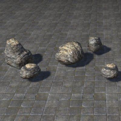 Stones, Granite Cluster