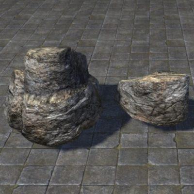 Stones, Granite Pair