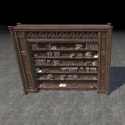 Blueprint Alinor Bookshelf, Grand Full