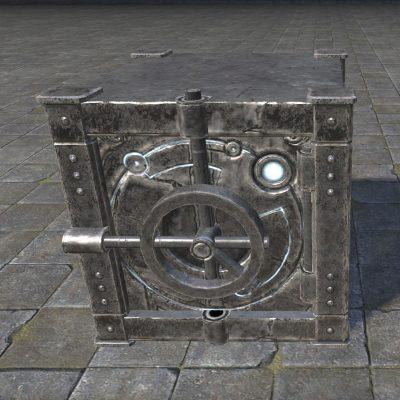 Diagram Relic Vault, Impenetrable