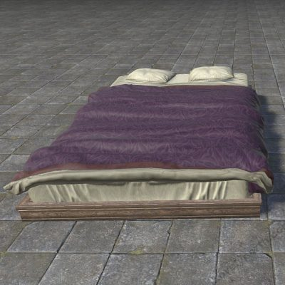 Pattern Alinor Bed, Levitating