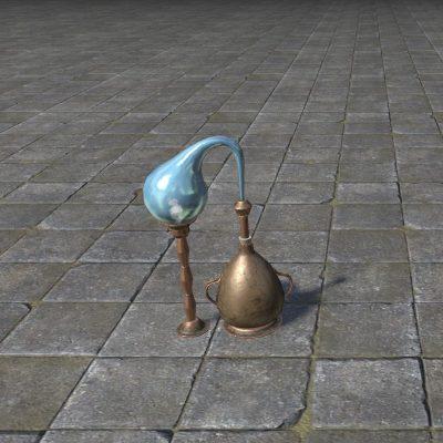 Alchemical Apparatus, Condenser