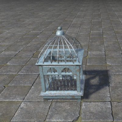 Cage, Small Animal