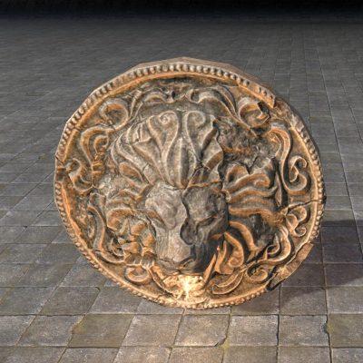 Khajiit Lion Crest
