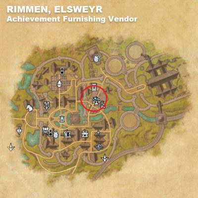 Rimmen Furniture Vendor