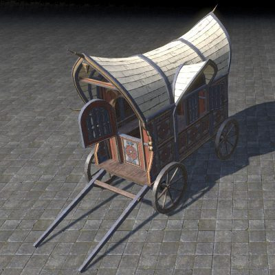 Elsweyr Cart, Masterwork