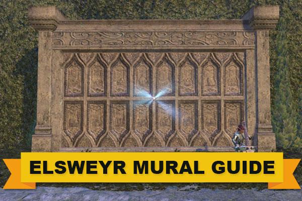 Elsweyr Mural Guide