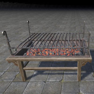 Provisioning Station, Elsweyr Grill