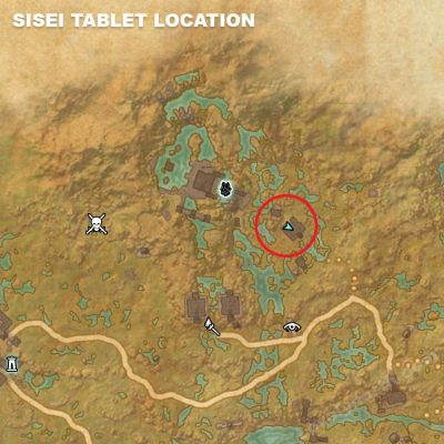 Sisei Tablet Location