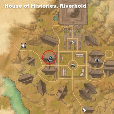 House of Histories Location
