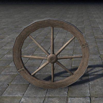 Elsweyr Wagon Wheel