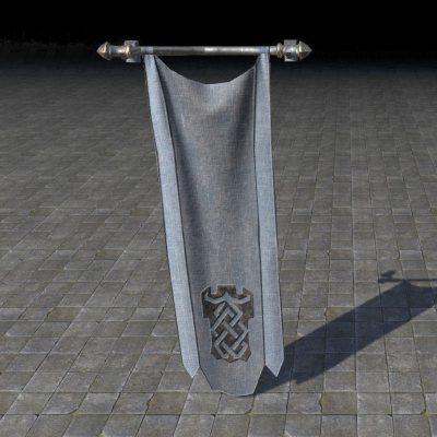 Karthwatch Banner, Hanging