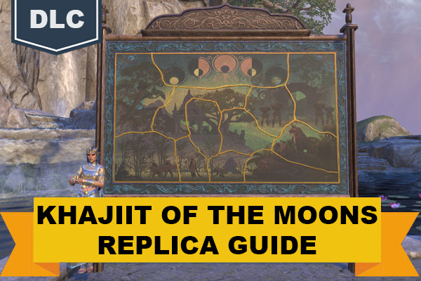 Khajiit of the Moons Replica Guide