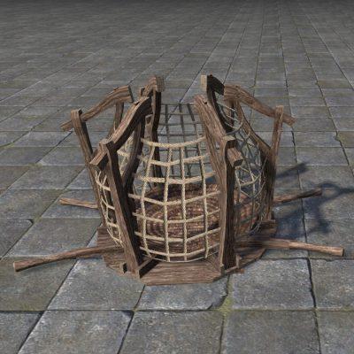 Nord Basket Trap, Fishing