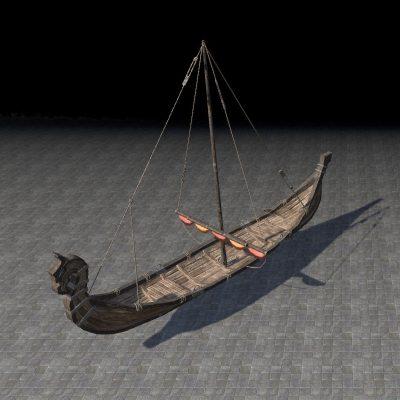 Nord Boat, Fishing