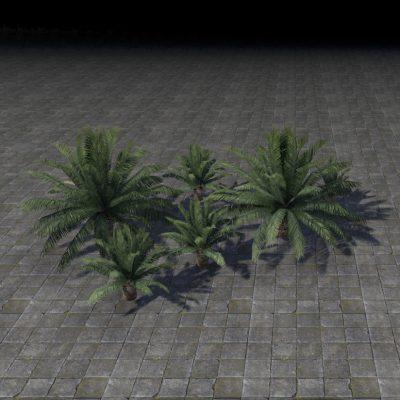 Plant Cluster, Zahmia