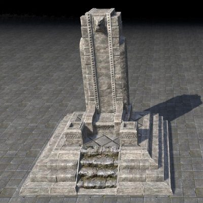 Replica Throne of Windhelm