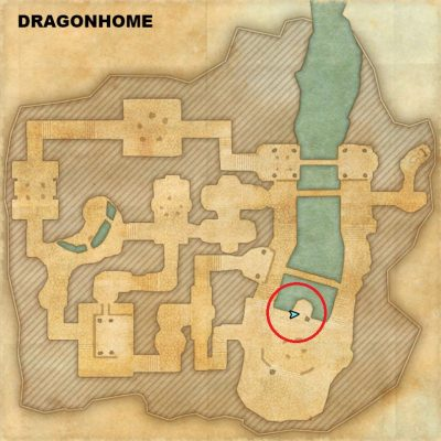 Dragonhome - Shadow of Rahjin Location