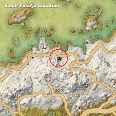 Jahar Fosu'ja Location