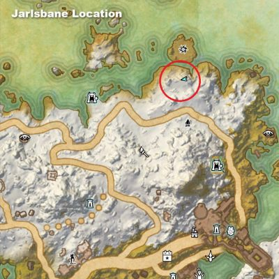 Jarlsbane Location