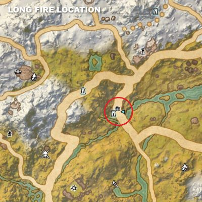 Long Fire Location