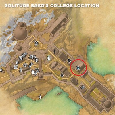 Solitude - Bard's College Location