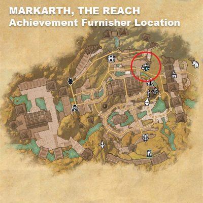 Markarth Map