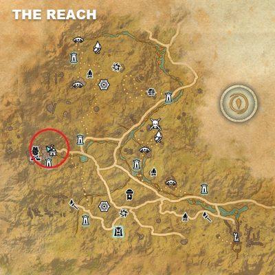 The Reach Map