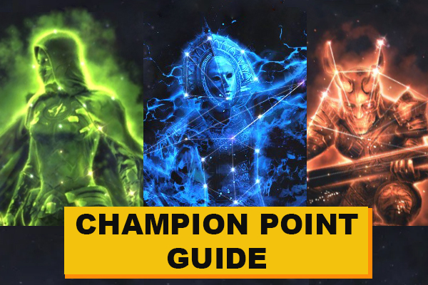 Champion Point Guide