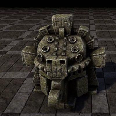 Xi-Tsei Stone Idol